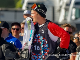 Oslo, Norway - May 19, 2018 - SKUR13: XXXX competing in XXXX during X Games Norway 2018. (Photo by Nick Guise-Smith / ESPN Images)