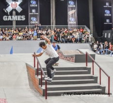 X Games Oslo, Norway SKUR13 - May 2018 - (Photo by Nick Guise-Smith / ESPN Images)