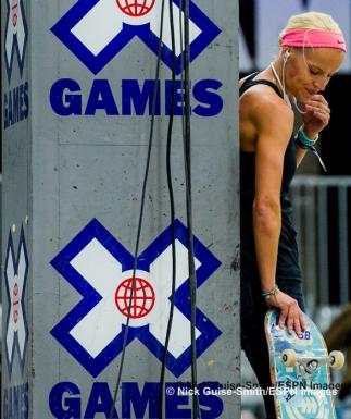 XGames Norway 2018 Women's Skateboard Street Practice