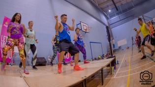 Berni Zumba 30 09 2018 Hender Masterclass : (Photo by Nick Guise-Smith / MirrorBoxStudios)
