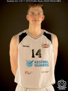 Kestrels Div 3 20 11 2018 Profile Shots : (Photo by Nick Guise-Smith / MirrorBoxStudios)