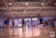 Kestrels v Trailbrazers 10 11 2018 : (Photo by Nick Guise-Smith / MirrorBoxStudios)