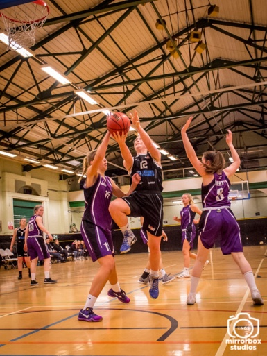 Kestrels Women Div 2 24 11 2018 Herts Uni Wolves : (Photo by Nick Guise-Smith / MirrorBoxStudios)