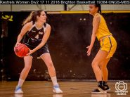 Kestrels Women Div2 17 11 2018 Brighton Basketball : (Photo by Nick Guise-Smith / MirrorBoxStudios)