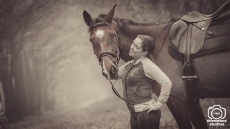 Lindsay May 16 11 2018 Her Horses : (Photo by Nick Guise-Smith / MirrorBoxStudios)