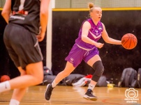 Kestrels Women 09 12 2018 Loughborough : (Photo by Nick Guise-Smith / MirrorBoxStudios)