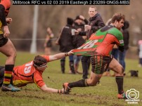 Millbrook RFC vs 02 03 2019 Eastleigh 2 : (Photo by Nick Guise-Smith / MirrorBoxStudios)
