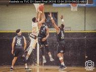 Kestrels vs TVC D1 Semi Final : (Photo by Nick Guise-Smith / MirrorBoxStudios)