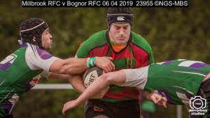 Millbrook RFC v Bognor RFC 06 04 2019 : (Photo by Nick Guise-Smith / MirrorBoxStudios)