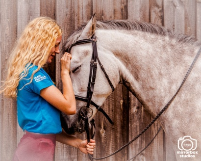 Amy & Buddy Photoshoot : (Photo by Nick Guise-Smith / MirrorBoxStudios)