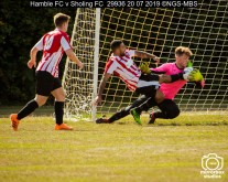 Hamble FC v Sholing FC : (Photo by Nick Guise-Smith / MirrorBoxStudios)