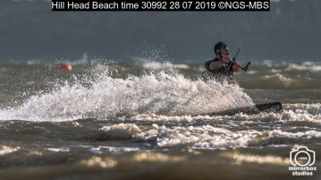 Hill Head Beach time : (Photo by Nick Guise-Smith / MirrorBoxStudios)