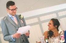 Shireen & James Wedding : (Photo by Nick Guise-Smith / MirrorBoxStudios)