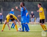 Hamble vs Christchurch Wessex Prem League : (Photo by Nick Guise-Smith / MirrorBoxStudios)