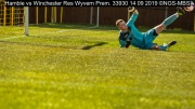 Hamble vs Winchester Res Wyvern Prem. : (Photo by Nick Guise-Smith / MirrorBoxStudios)