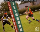 Millbrook 2nd v Farnham 4th : (Photo by Nick Guise-Smith / MirrorBoxStudios)