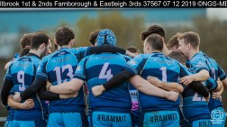 Millbrook 1st & 2nds Farnborough & Eastleigh 3rds : (Photo by Nick Guise-Smith / MirrorBoxStudios)
