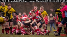 Alton RFC v Petersfield RFC Prem League Match : (Photo by Nick Guise-Smith / MirrorBoxStudios)