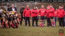 Alton RFC v Petersfield RFC Prem League Match : (Photo by Nick Guise-Smith / MirrorBoxStudios)