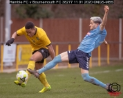 Hamble FC v Bournemouth FC : (Photo by Nick Guise-Smith / MirrorBoxStudios)