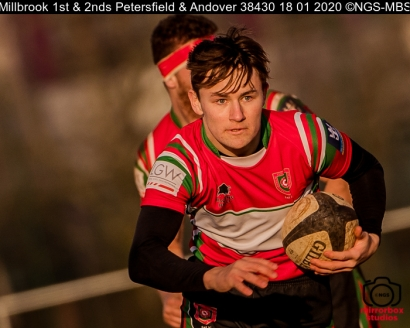 Millbrook 1st & 2nds Petersfield & Andover : (Photo by Nick Guise-Smith / MirrorBoxStudios)