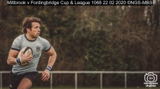 Millbrook v Fordingbridge Cup & League : (Photo by Nick Guise-Smith / MirrorBoxStudios)
