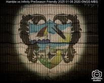 Hamble vs Infinity PreSeason Friendly : (Photo by Nick Guise-Smith / MirrorBoxStudios)