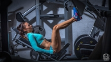 Katie Super Gym Shoot WinningStrength : (Photo by Nick Guise-Smith / MirrorBoxStudios)