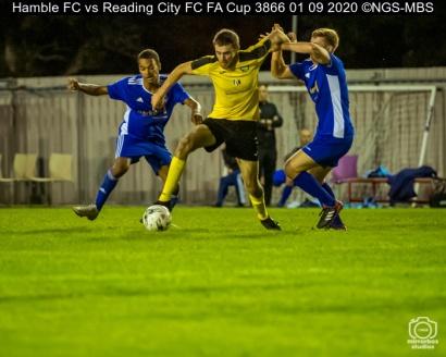 Hamble FC vs Reading City FC FA Cup 3866 01 09 2020 ©NGS-MBS