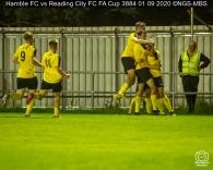 Hamble FC vs Reading City FC FA Cup 3884 01 09 2020 ©NGS-MBS