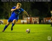 Hamble FC vs Reading City FC FA Cup 3902 01 09 2020 ©NGS-MBS