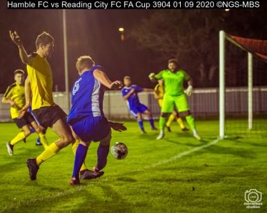 Hamble FC vs Reading City FC FA Cup 3904 01 09 2020 ©NGS-MBS