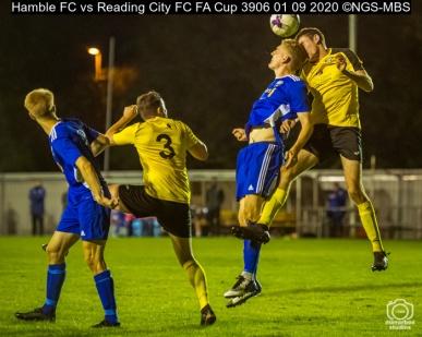 Hamble FC vs Reading City FC FA Cup 3906 01 09 2020 ©NGS-MBS