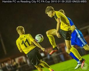 Hamble FC vs Reading City FC FA Cup 3910 01 09 2020 ©NGS-MBS