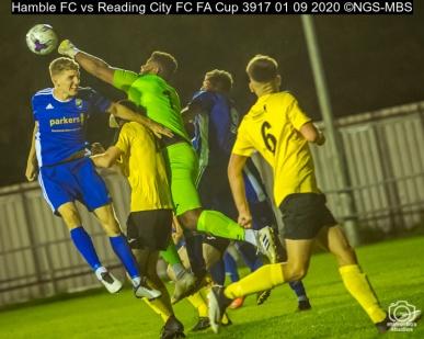 Hamble FC vs Reading City FC FA Cup 3917 01 09 2020 ©NGS-MBS