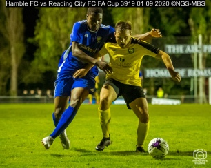 Hamble FC vs Reading City FC FA Cup 3919 01 09 2020 ©NGS-MBS