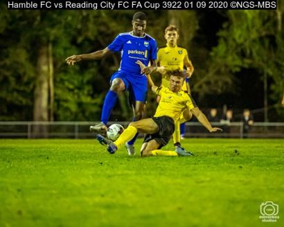 Hamble FC vs Reading City FC FA Cup 3922 01 09 2020 ©NGS-MBS