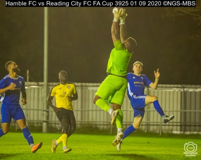 Hamble FC vs Reading City FC FA Cup 3925 01 09 2020 ©NGS-MBS