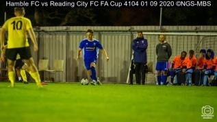 Hamble FC vs Reading City FC FA Cup 4104 01 09 2020 ©NGS-MBS