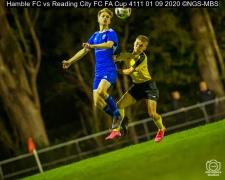 Hamble FC vs Reading City FC FA Cup 4111 01 09 2020 ©NGS-MBS