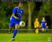 Hamble FC vs Reading City FC FA Cup 4125 01 09 2020 ©NGS-MBS