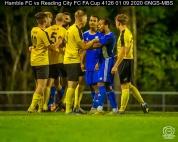 Hamble FC vs Reading City FC FA Cup 4126 01 09 2020 ©NGS-MBS