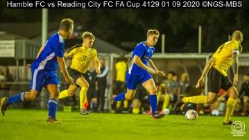 Hamble FC vs Reading City FC FA Cup 4129 01 09 2020 ©NGS-MBS